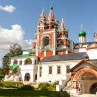 Guided tour to Moscow province, to the town of Zvenigorod and a glorious St. Savva monastery